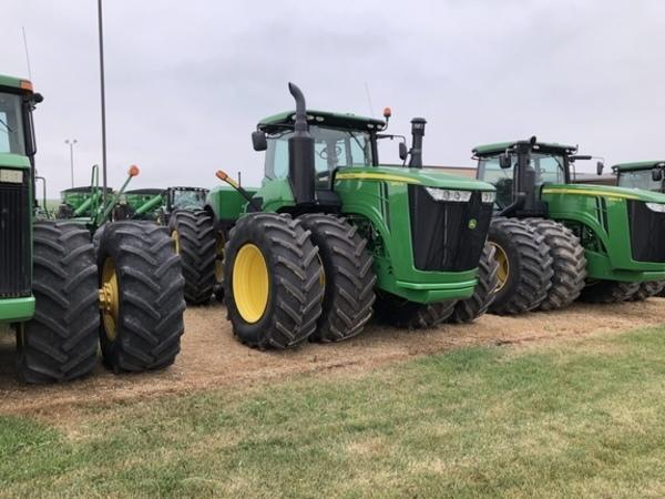 2015 John Deere 9470R Tractor