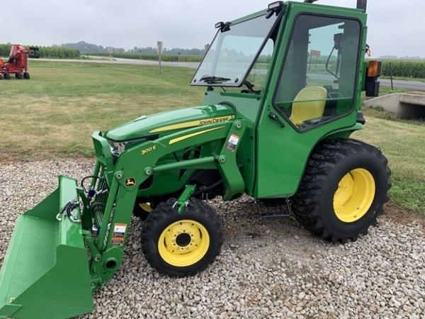 John Deere 3032E Tractors for Sale | Machinery Pete
