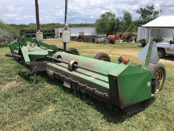 Used John Deere Flail Choppers / Stalk Choppers for Sale