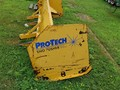 Pro-Tech snow pusher Loader and Skid Steer Attachment