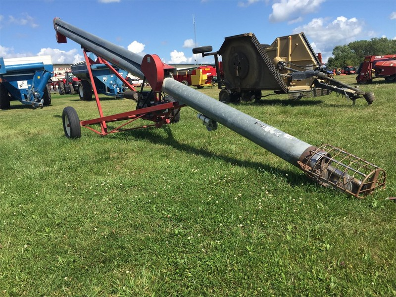 Feterl 10x34 Augers and Conveyor
