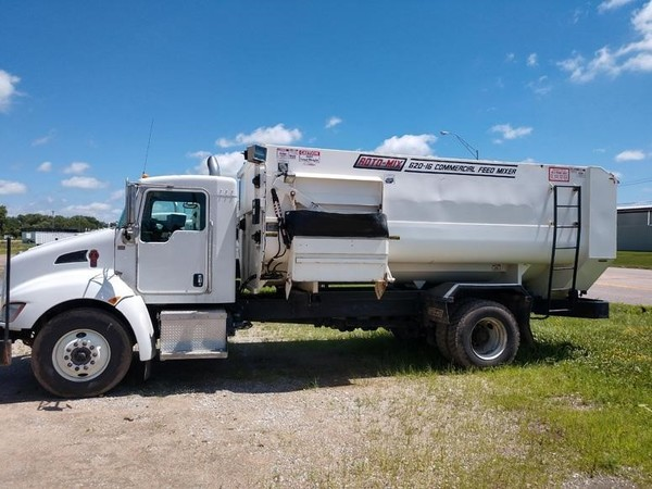 2009 Roto Mix 620-16 Grinders and Mixer