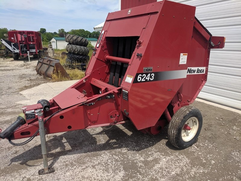 Used Hesston Round Balers for Sale   Machinery Pete