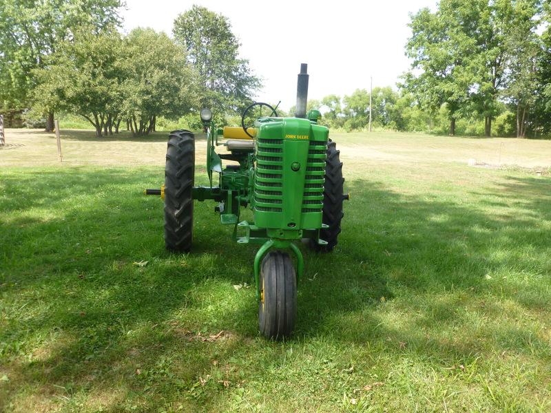 1949 John Deere MT Tractor