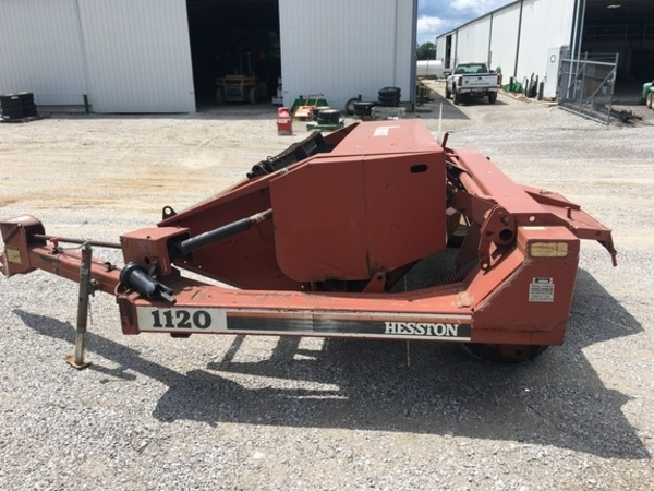 Used Pull-Type Windrowers and Swathers for Sale | Machinery Pete