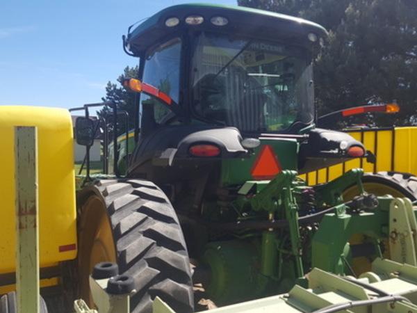 2014 John Deere 8360RT Tractor