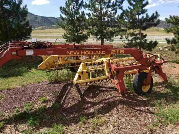 Used New Holland 216 Rakes for Sale   Machinery Pete