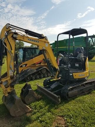 2015 Yanmar Y1025-6A Excavators and Mini Excavator