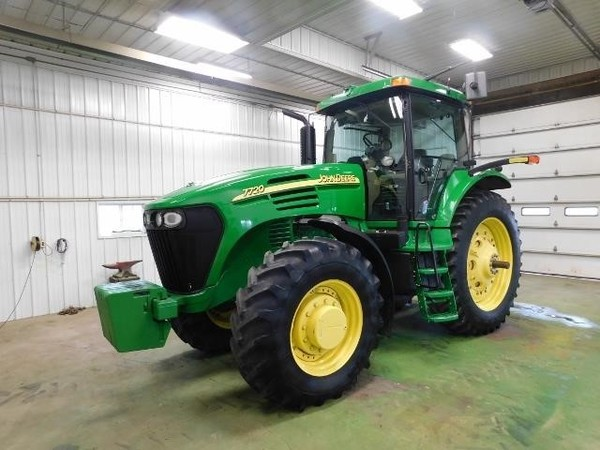 John Deere 7720 Tractors for Sale | Machinery Pete