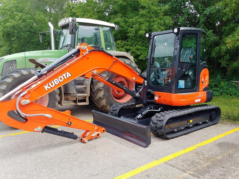 Used Kubota Backhoes for Sale | Machinery Pete