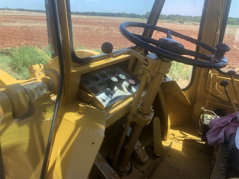 1966 Caterpillar 966B Wheel Loader