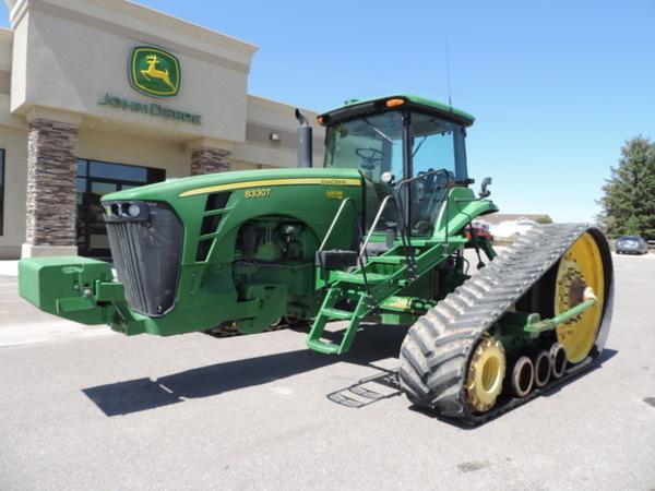 2006 John Deere 8330T Tractor