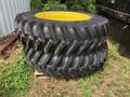 2018 Firestone 480/80R42 Wheels / Tires / Track