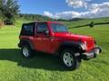 2017 Jeep WRANGLER SPORT Car