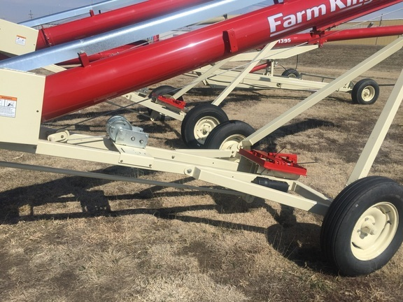2017 Buhler Farm King 10x36 Augers and Conveyor