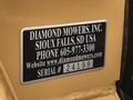 2018 Diamond Mowers RBM-C-U Rotary Cutter