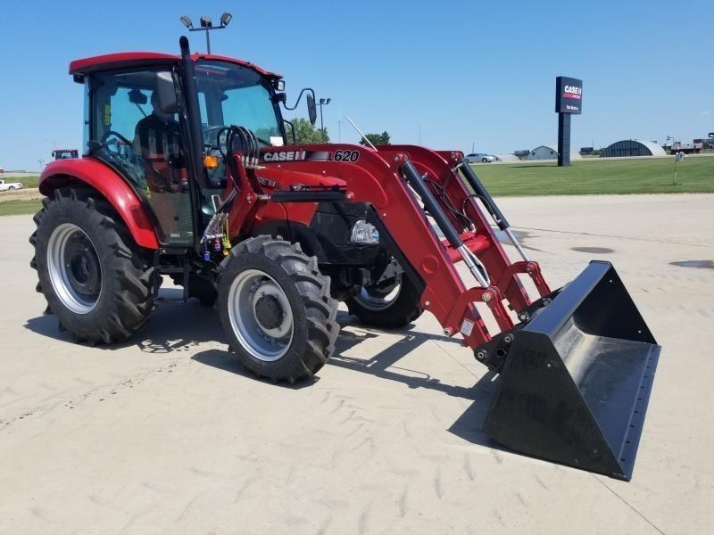 2019 Case IH Farmall 75C Tractor