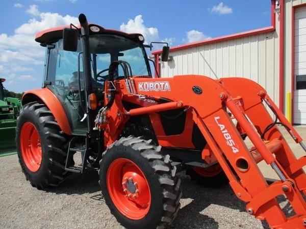 2015 Kubota M5-091 Tractor