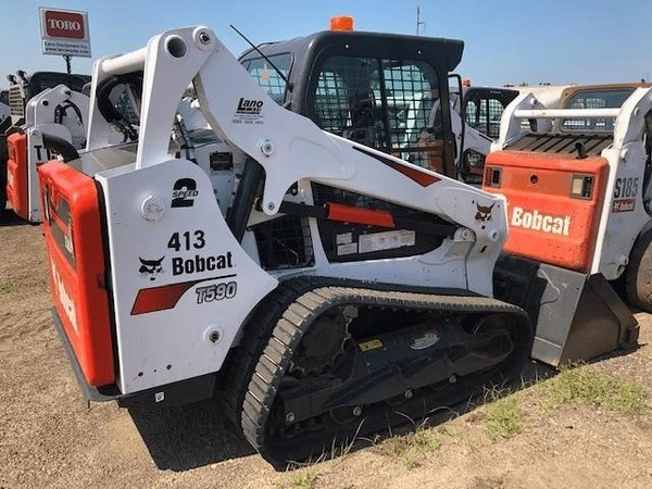 Used Bobcat T590 Skid Steers for Sale   Machinery Pete