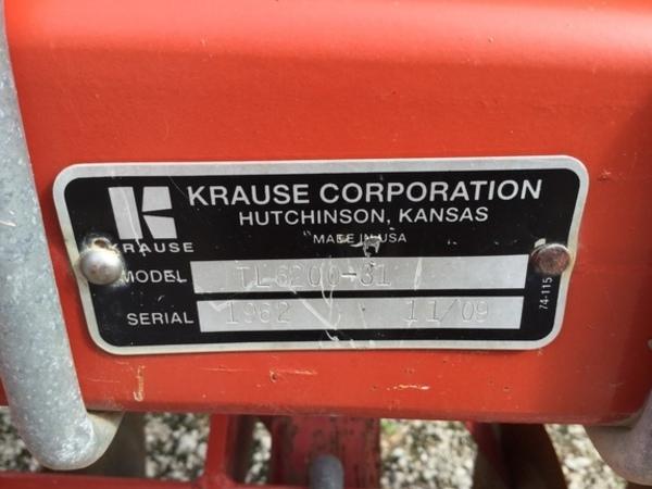 2009 Krause Landsman TL6200-31 Soil Finisher