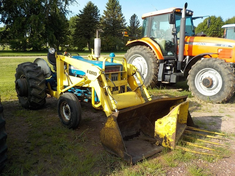 Used Ford 4000 Tractors for Sale | Machinery Pete