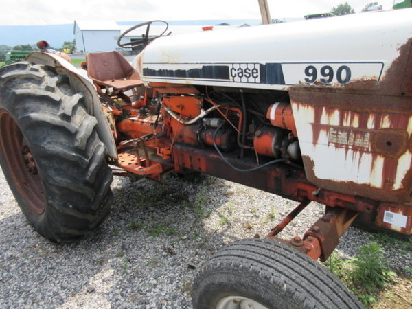 1976 Case 990 Tractor