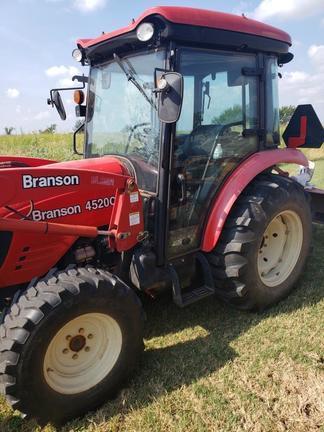 2012 Branson 4520 Tractor