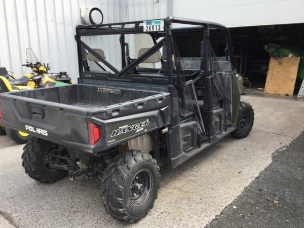 Used Polaris 900 XP CREW RANGER ATVs and Utility Vehicles