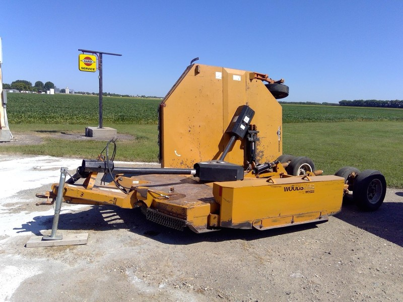 Used Woods 2162 Batwing Mowers for Sale | Machinery Pete