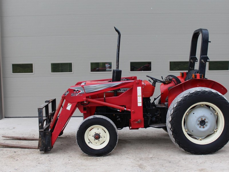 Used Massey Ferguson Tractors for Sale | Machinery Pete