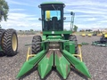 1990 John Deere 5830 Self-Propelled Forage Harvester