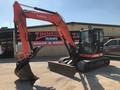 2017 Kubota KX080-4A Excavators and Mini Excavator