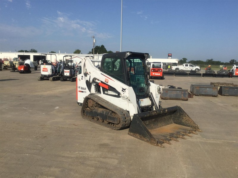Used Bobcat T590 Skid Steers for Sale | Machinery Pete