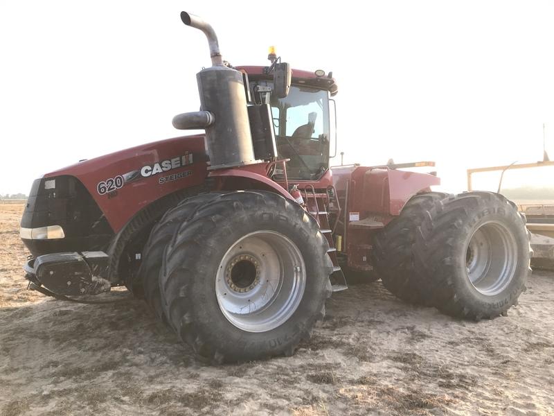 2016 Case IH Steiger 620 HD Tractor