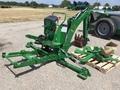 2017 John Deere 485A Backhoe and Excavator Attachment