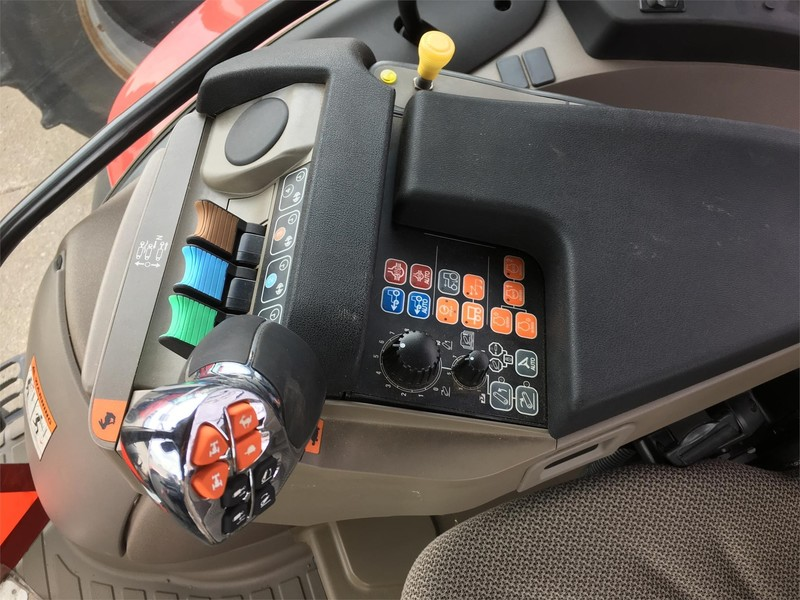 2015 Case IH Maxxum 115 Tractor