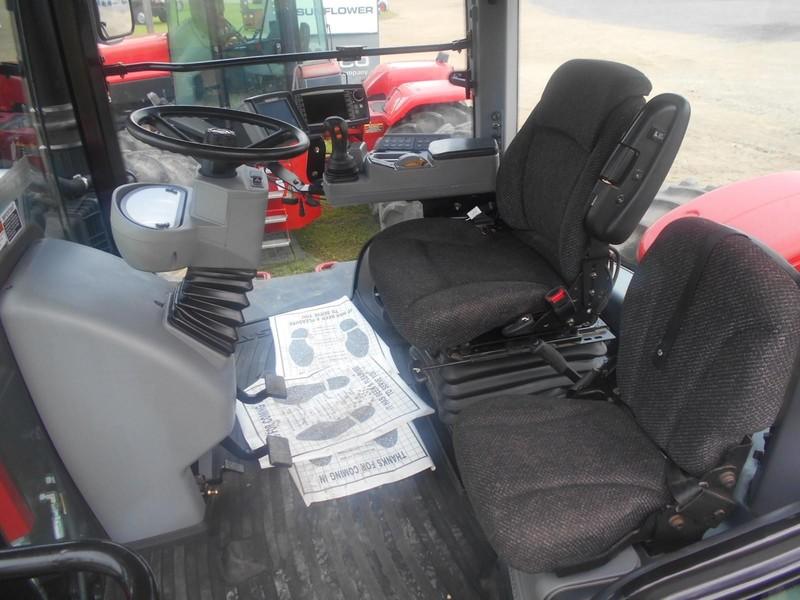 2012 Versatile 450 Tractor