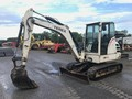 2006 Terex HR18 Excavators and Mini Excavator