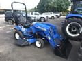 New Holland WORKMASTER 25S Under 40 HP