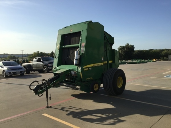 John Deere 468 Round Balers for Sale | Machinery Pete