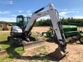 2019 Bobcat E55 Excavators and Mini Excavator
