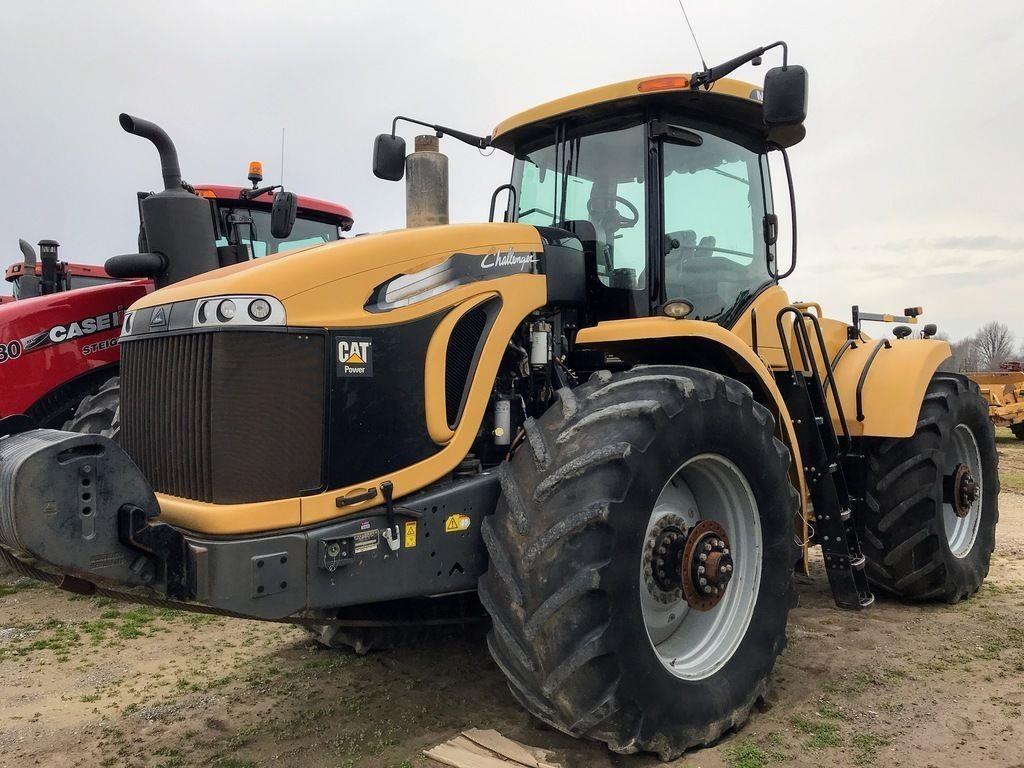 2009 Challenger MT965C Tractor