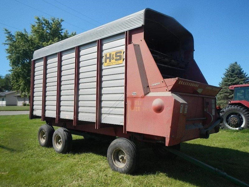 Used Forage Wagons for Sale | Machinery Pete