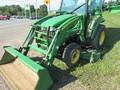 2007 John Deere 3320 Tractor