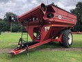 2007 J&M 1050-22D Grain Cart