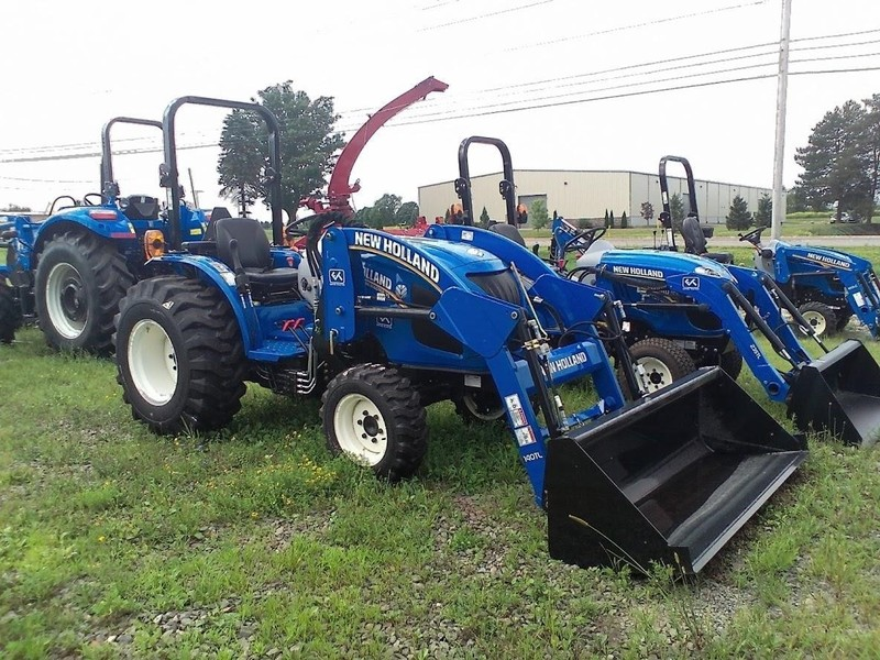 Used New Holland Workmaster 35 Tractors for Sale   Machinery