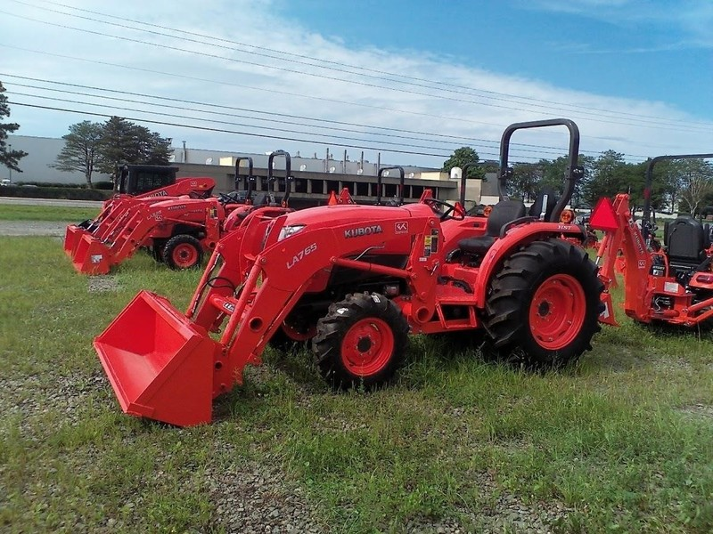 Used Kubota L4701 Tractors for Sale | Machinery Pete