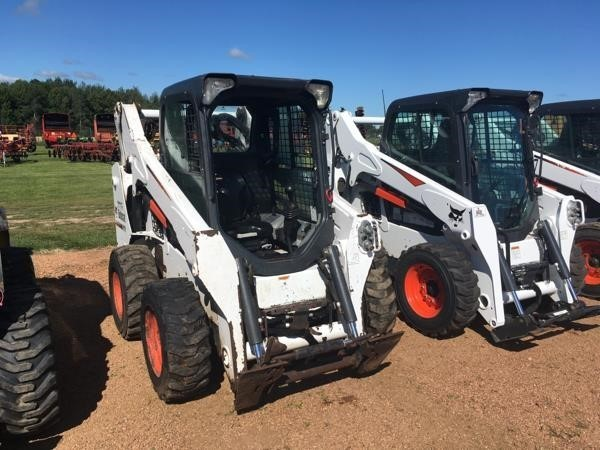 2013 Bobcat S570 Skid Steer