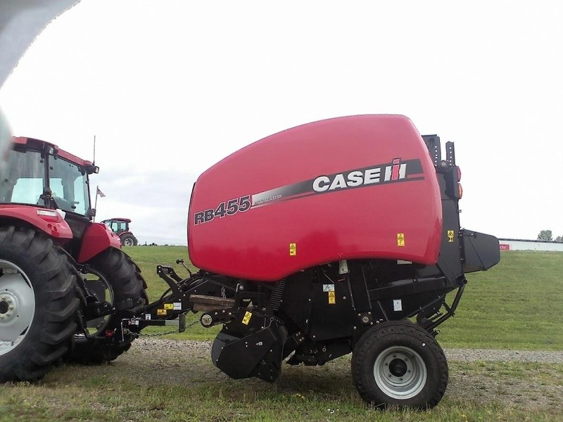 Used Case IH Round Balers for Sale | Machinery Pete