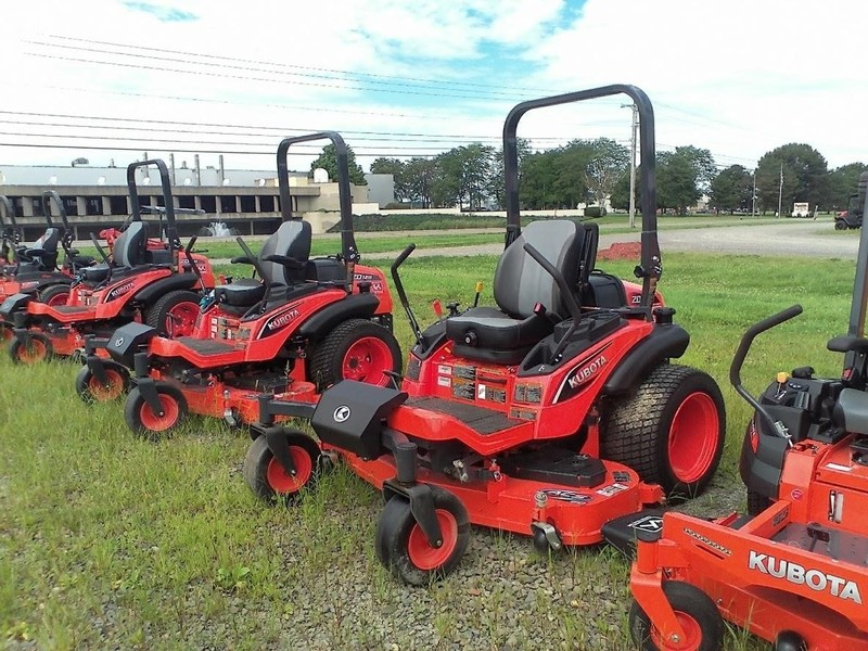 Used Kubota ZD1211 Lawn and Garden for Sale | Machinery Pete